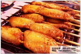 烧烤配方:烤鳗串