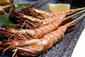 烧烤配方:烤龙虾
