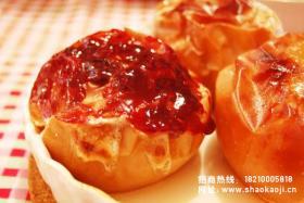 烧烤配方:烤苹果