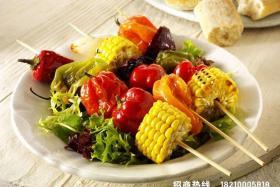 烧烤蔬菜:烤芦笋
