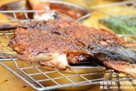烧烤鱼的技巧
