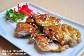 韭葱烤鲑鱼