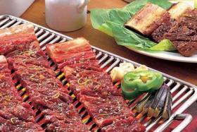 泰国式烤猪肉