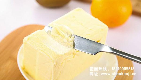 黄油的作用