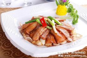 韩国烧烤煎五花肉