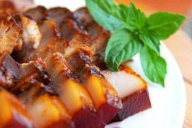 韩国烧烤:酱猪肉