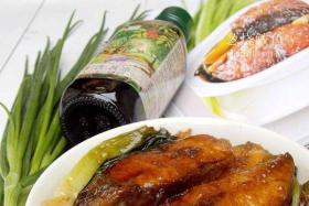 韩国烧烤:油鲅鱼