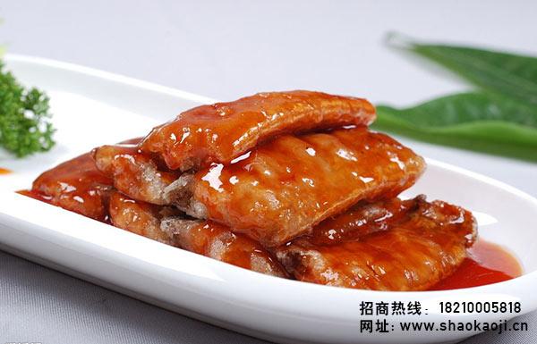 韩国烧烤  黄花鱼