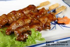 韩国烧烤:煎鸡翅