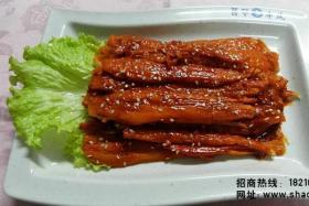 韩国烧烤:煎沙参