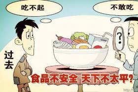 餐饮经营者食品安全新制度