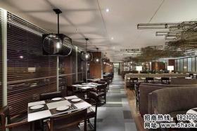 如何用低成本开高级餐厅
