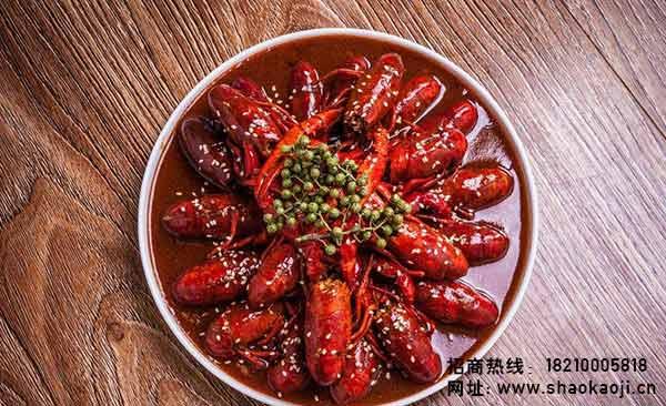 小龙虾做法 十三香小龙虾