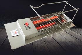 电热烧烤炉制作广东烧烤之---用具篇