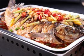 电热烧烤炉制作广东烧烤之---鱼类篇