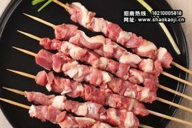 电热烧烤炉制作广东烧烤之---穿串篇