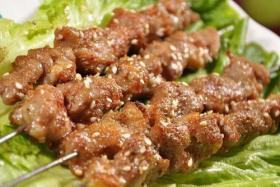 串烤鸡胗的高逼格吃法【食之秀烧烤课堂】