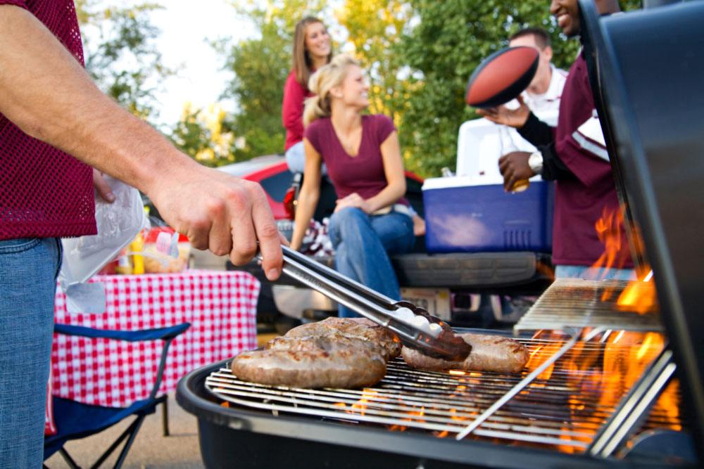 野外烧烤需要注意的,野外烧烤