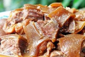 应山滑肉的制作方法【食之秀烧烤技术】