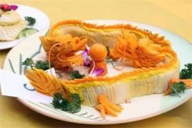 """被称为""""钟祥三绝""""之一的蟠龙菜"""