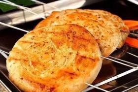 烤烧饼的做法_烧烤的制作过程【食之秀烧烤技术】