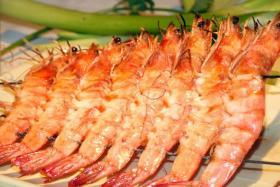 碳烤对虾的做法_碳烤对虾怎么做_碳烤对虾的制作步骤