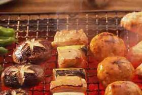 碳烤香菇的做法_碳烤香菇怎么做_碳烤香菇如何做才好吃