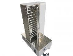 很久以前电热自动烧烤炉