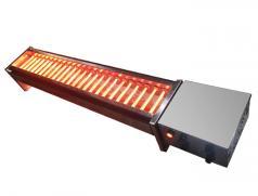 食之秀光波管电热自动烧烤炉_很久以前烧烤炉_后厨专用烤炉