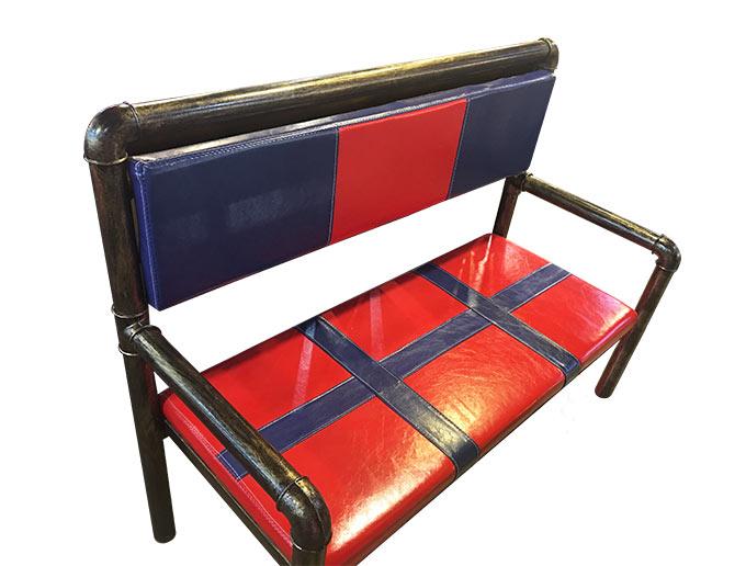 经典复古风格烧烤单椅