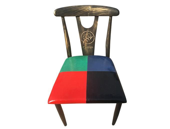 铁艺复古风格单椅