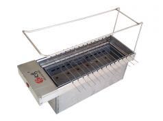 14串木炭自动烧烤炉