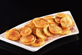 烤土豆的做法_烤土豆片的做法_烤土豆片怎么做