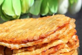 烤鱼片的做法_烤鱼片的制作步骤【食之秀烧烤技术】