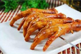 鸡爪的烤法_烤鸡爪的做法_怎样做好吃的烤鸡爪