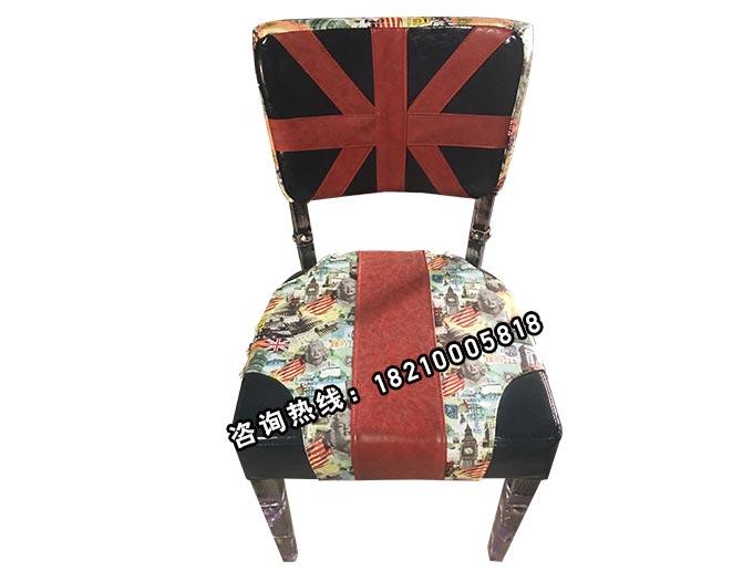 食之秀软包米字单椅
