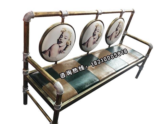 食之秀好莱坞太阳椅 串越时光专业烧烤桌椅定做加工