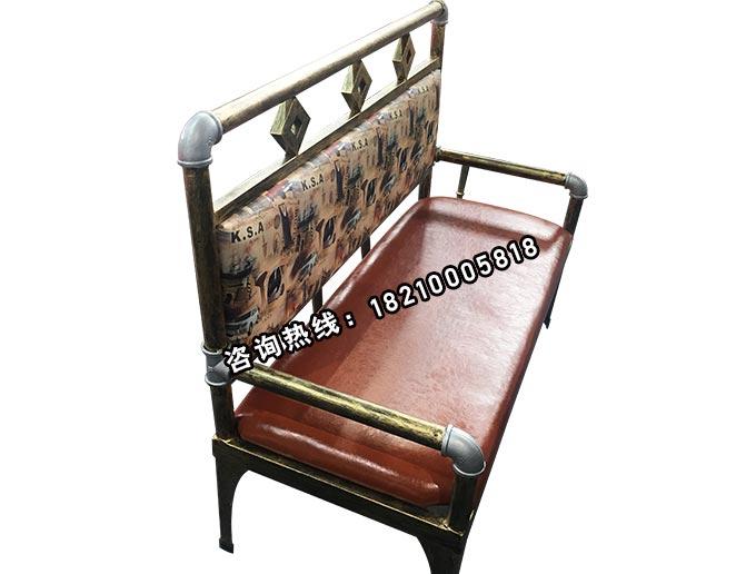 食之秀皇室贵族椅 创意烧烤长椅 很久以前烧烤桌椅定做加工