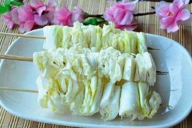 家常烤白菜的做法_烤白菜怎么做好吃