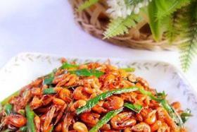 韭菜炒河虾的做法 韭菜炒河虾的好吃做法
