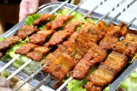烤五花肉的家常做法 烤五花肉的做法步骤大全