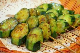 烤黄瓜的做法 烤黄瓜的好吃做法大全