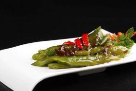烤青椒的家常做法 烤青椒的好吃做法
