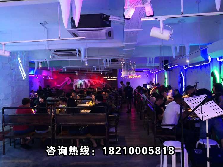 北京串越时光烧烤加盟店