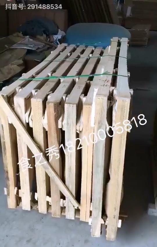 串越时光为广州李老板定做的25套大理石烧烤桌已发货