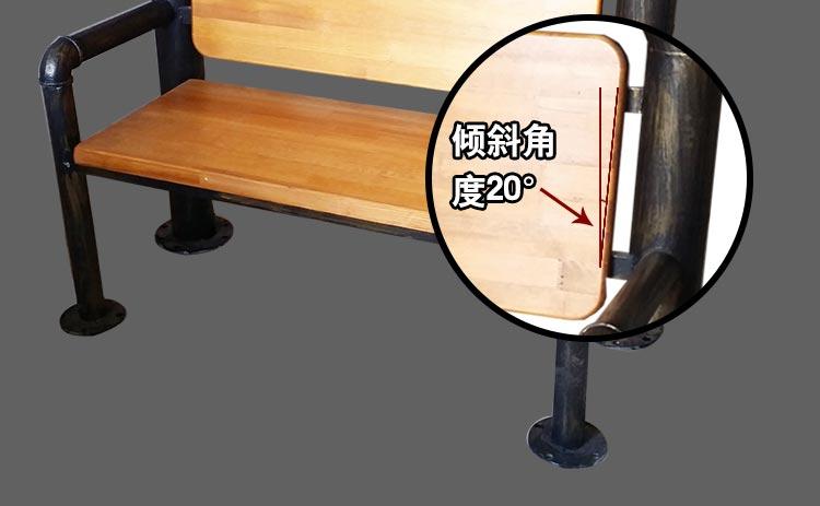 烧烤桌椅定做加工,桌椅生产厂家,食之秀仿铜管烧烤桌椅