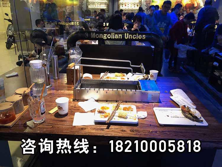 上海三个蒙古大叔烤羊肉串自助烧烤加盟怎么样,上海三个蒙古大叔烤羊肉串烧烤加盟赚钱吗