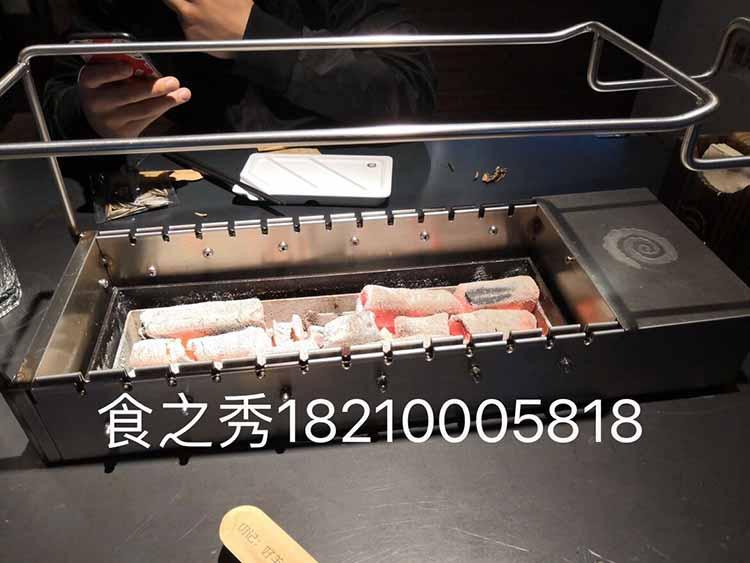 上海很久以前烧烤店加盟