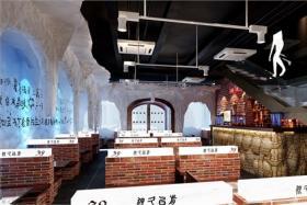 北京很久以前烧烤店装修设计方案_很久以前烧烤店加盟
