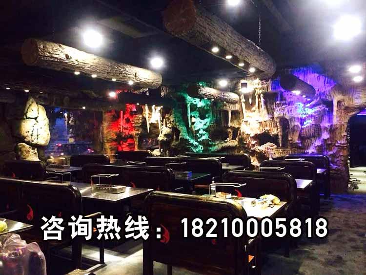 山东济南土著部落烧烤店加盟